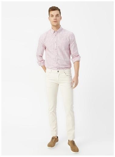 Fabrika Fabrika Taş Rengi Erkek Chıno Pantolon Taş